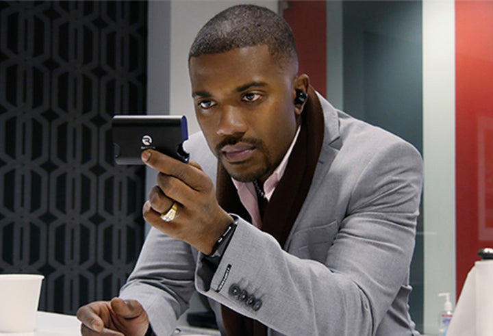 Ray J: Getting up to business