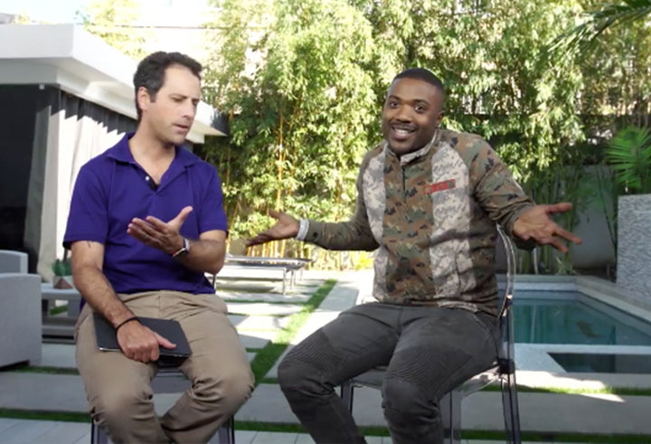 Jon Steinberg sits down with Ray J