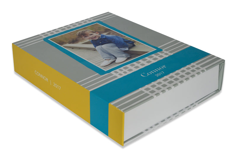 Criss Cross Memory Box