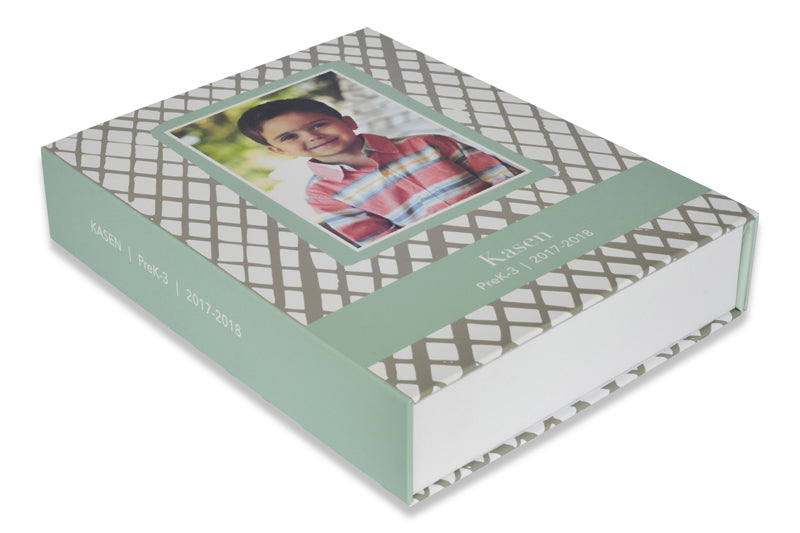 Green Net Memory Box