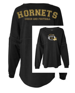Lemont Hornets Spirit Jersey - Cheer & Football Mom