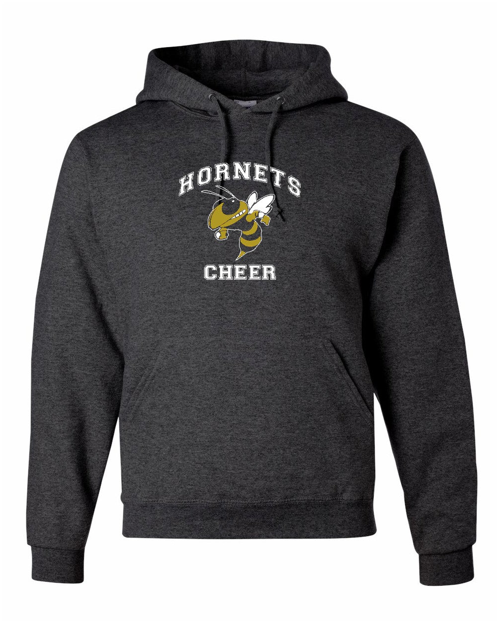 Lemont Hornets Cheer Hooded Sweatshirt