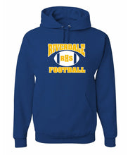 Riverdale Football Hooded Screenprinted Sweatshirt (Front design only)