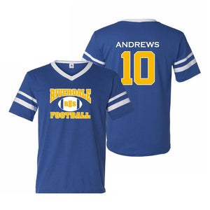Riverdale Archie Andrews 10 Football Jersey