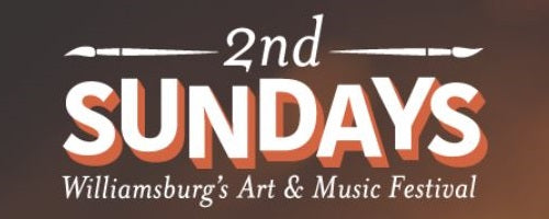 2nd Sunday Arts and Street Festival Williamsburg VA