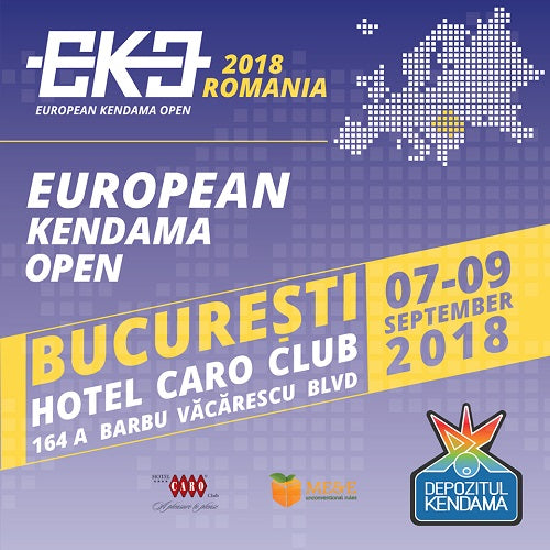 European Kendama Open 2018