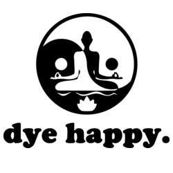 Dye Happy Logo