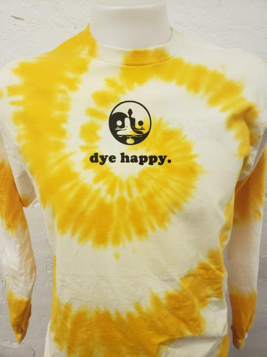 Spiral Tie Dye One Color