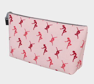 Dance Like Nobody's Watching Makeup Bag