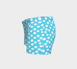 All About the Dots Shorts - Blue