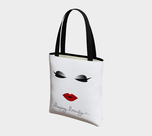 Sleeping Beauty Basic Tote