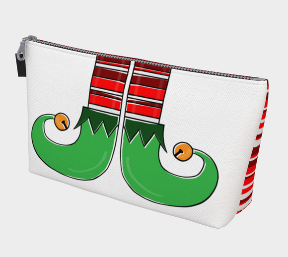 Elf Feet Makeup Bag