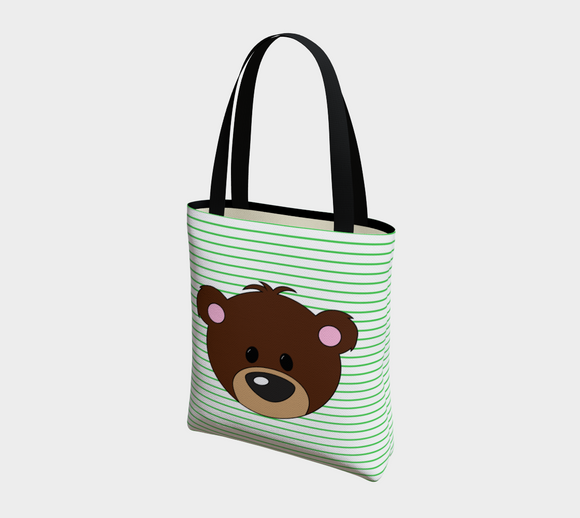 Buddy the Bear Basic Tote