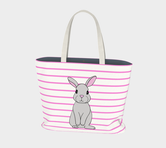 Rosie the Rabbit Market Tote