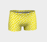 All About the Dots Shorts - Yellow