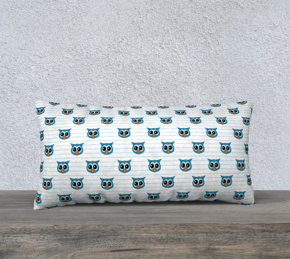 Oliver the Owl Pillow Case - 24