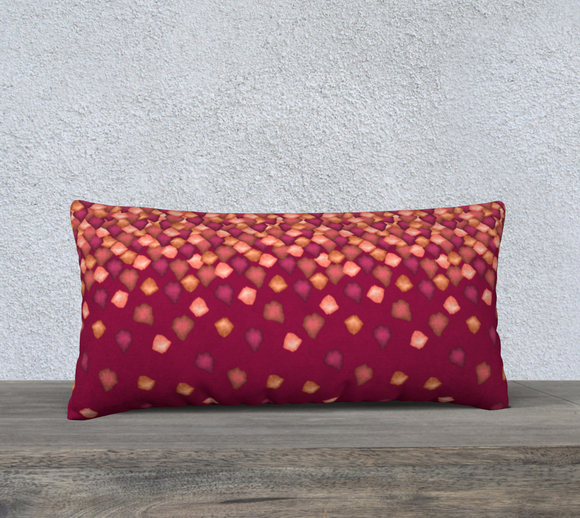 Falling Leaves Pillow Case - 24