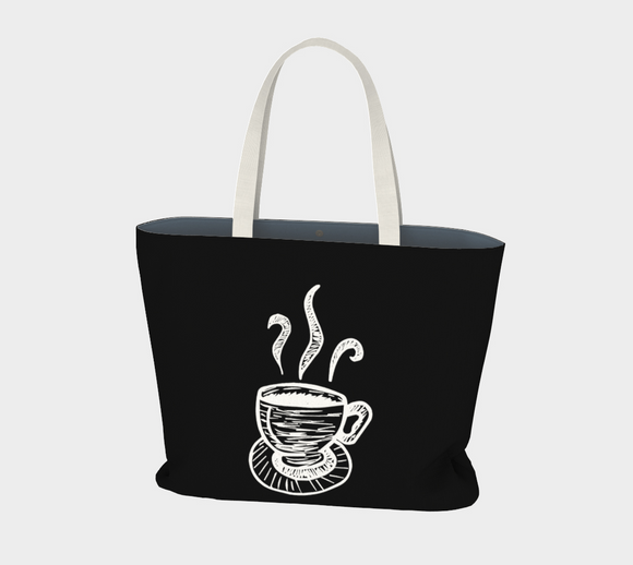 But First, Coffee Market Tote