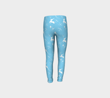 Let it snow, Deer Youth Leggings