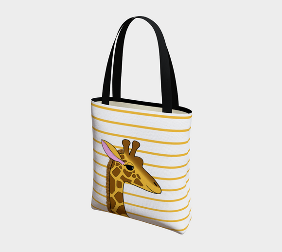 Georgia the Giraffe Basic Tote