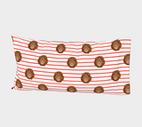 Leo the Lion Bed Pillow Sleeve
