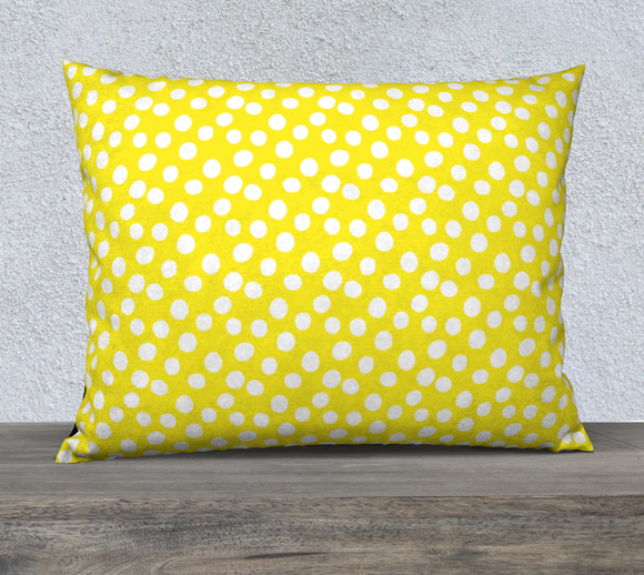 All About the Dots Pillow Case - 26
