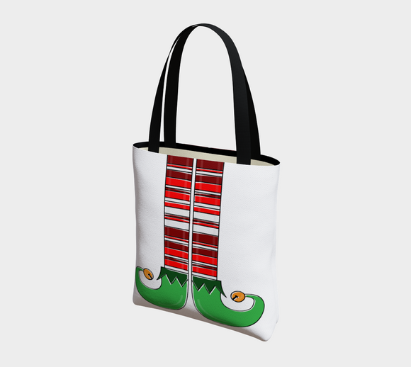 Elf Feet Basic Tote
