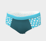 All About the Dots Cheeky Briefs - Blue