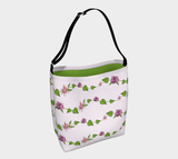 Bouquet of Flowers Vines Tote Bag