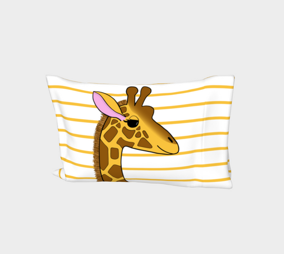 Georgia the Giraffe Bed Pillow Sleeve