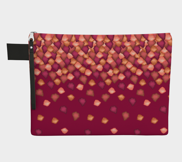 Falling Leaves Pouch