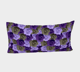 Roses Bed Pillow Sleeve