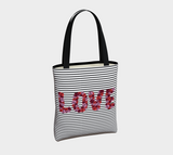 Blooming Love Basic Tote
