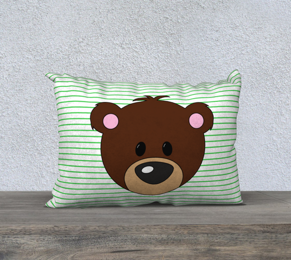 Buddy the Bear Pillow Case - 20