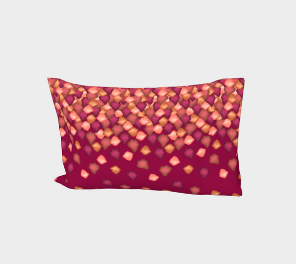 Falling Leaves Bed Pillow Sleeve