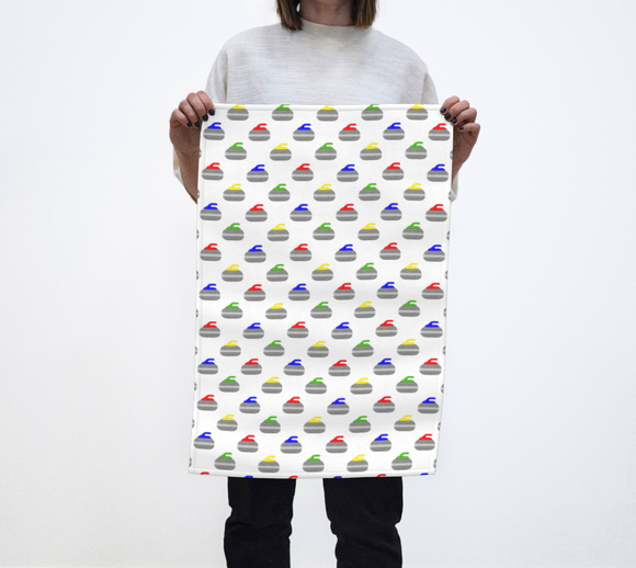 Rock Star Tea Towel