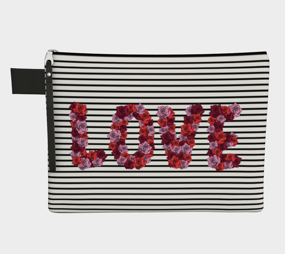Blooming Love Pouch