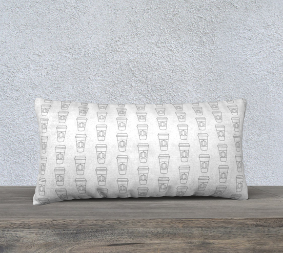 Pumpkin Spice & Everything Nice Pillow Case - 24