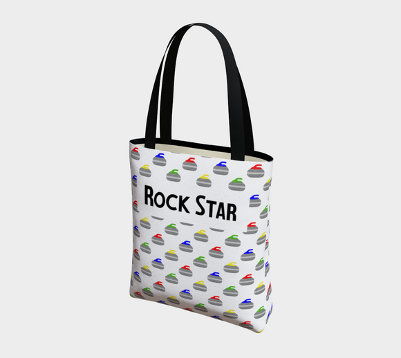Rock Star Basic Tote