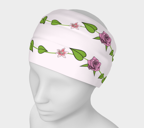 Bouquet of Flowers Headband