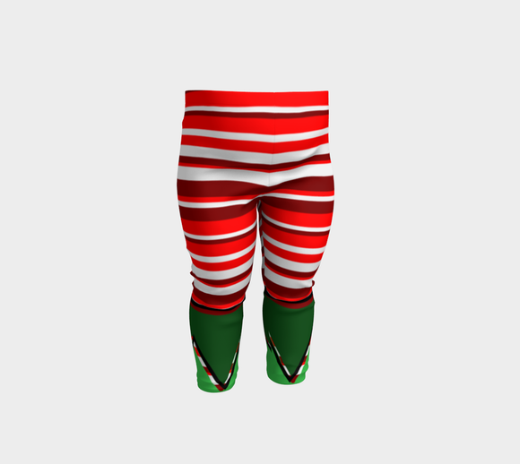 Elf Feet Baby Leggings