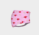 Struck by Cupid's Arrow Mini Shorts