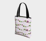 Bouquet of Flowers Basic Tote