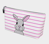 Rosie the Rabbit Makeup Bag
