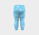 Let it snow, Deer Baby Leggings