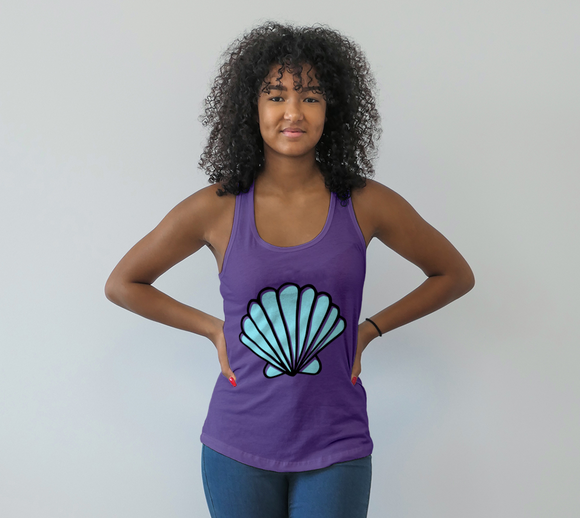 Under the Sea Racerback Tank Top