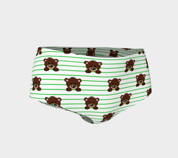 Buddy the Bear Mini Shorts