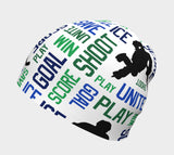 For the Love of Hockey Beanie - Customizable