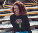 Bouquet of Flowers Crewneck Sweatshirt