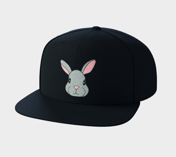 Rosie the Rabbit Snapback Hat